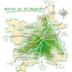 carto-Localisation St-Pourçain-Chantelle