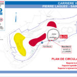 plan de circulationPierre-Laguée