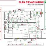 plan evacuationConvivial-RDC-01