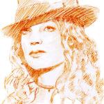 portrait Romy2